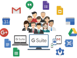 Setup Google Apps (G-suite) for your company / Business