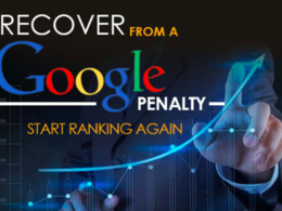 Help you recover from a google penalty