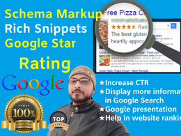 Create Avance Google Rich Snippets,Schema Markup And Rich Card