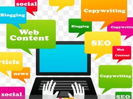Website Content x 5 Pages -2500w high-performing & SEO-optimised