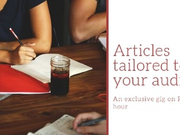 Write an engaging, thoroughly researched 500-word SEO article