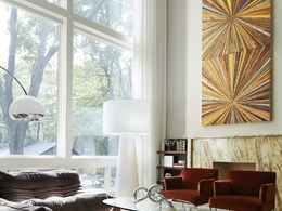 Design your Interior space, Wall treatments and ceiling.