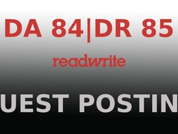 Publish a guest post on ReadWrite