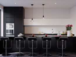 Exterior and interior 3d modeling and rendering