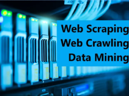 Do web scraping/crawling of any website, business directory etc
