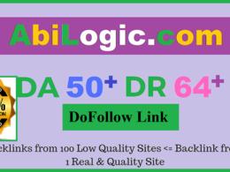 Publish Guest Post On Abilogic DA67 Dofollow