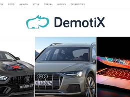 Publish Guest Post on demotix/demotix.com DA 69