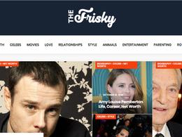 Publish a Guest Post on Thefrisky - Thefrisky.com DA82