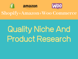 I will collect shopify best selling products.