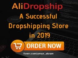 Develop wordpress dropshipping store with alidropship plugin
