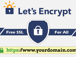 Install Let's encrypt certificate on your website/server