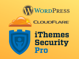 Setup ithemes security pro and cloudflare with ssl on wp