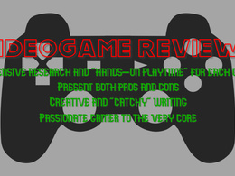 Write a videogame review [English - ~1000 words]