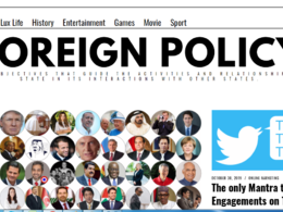 Publish a Guest Post on foreignpolicyi - foreignpolicyi.org DA59