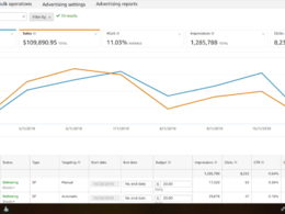 Setup optmise Amazon PPC pay per click advertising with low ACOS