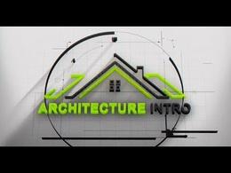 Create 10 Architect Logo animation (10 Samples) + free music