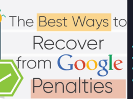 Disavow backlinks ,Backlink analysis,Google penalty removal Help