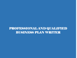 Create business plan for you