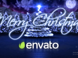 Create Christmas Intro Video for Real Estate