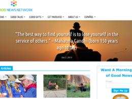 Write & Publish Guest Post On Goodnewsnetwork.org - DA 80