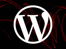 Work on your wordpress website for 1 hour