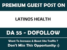 Guest post on Latinoshealth. Latinoshealth.com – DA55