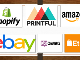 Upload 100 products on any online store / Shopify