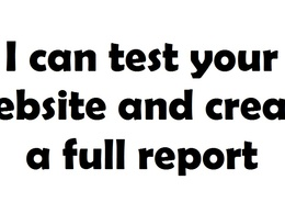 Test your website