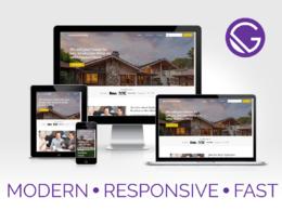 Design Responsive, SEO Friendly & Blazing Fast Website w/ Gatsby