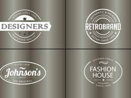 Design premium Vintage/retro logo in 24 hours