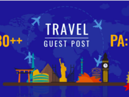 Post 1 guest posts on travel blogs
