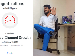 Manage your YouTube Channel for 1 hour Google Certified Expert