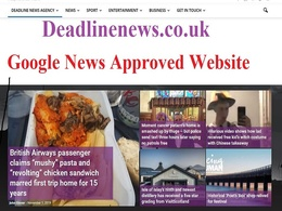 Do Guest post On Deadlinenews.co.uk with Dofollow link