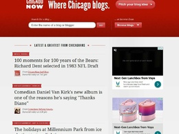 Publish a Guest Post on chicagonow DA75 - chicagonow.com