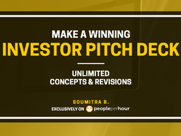 Make a winning investor pitch deck