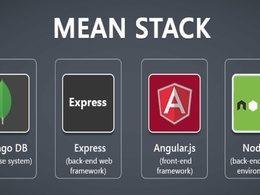 Develop an application using MEAN stack