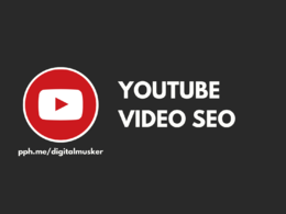 YouTube Video SEO For Top Ranking