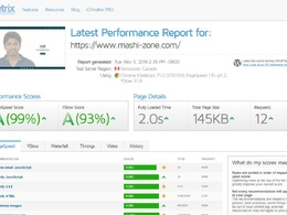 Optimize your WordPress site's Page load Speed