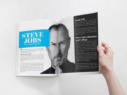 Design a Book or Magazine
