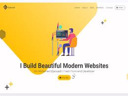 Do a modern responsive website for you