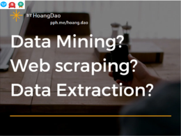 Do Python Scripting, Data Scraping,Data Mining