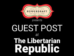 Write & publish an article on TheLibertarianRepublic.com
