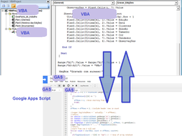 Convert Excel VBA to Google Sheet Macro with Google Apps Script