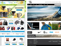 Design professional responsive eBay listing template