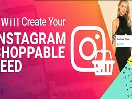 Setup instagram shopping tags