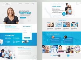 5 Pages Conversion Ready Website with on page SEO in WordPress