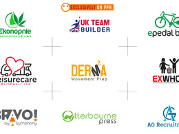 Design your top-notch logo(3 ideas) + Unlimited revision