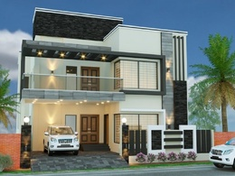 43X60 | 2580 sq ft | 2 Story Decent House Plan | Abbottabad