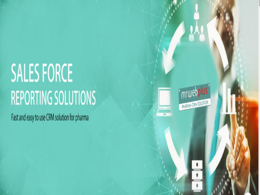 Easy Mobile e-Reporting for your Pharma Field Force