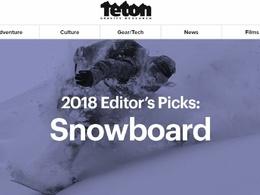 Guest Post on TetonGravity- TetonGravity.com | Do-Follow